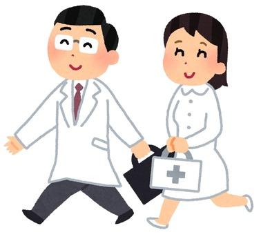 桐和会グループ訪問診療看護師の募集です!