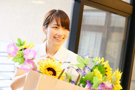 経験を活かして、病院・クリニック・訪問看護などを幅広く手掛ける<桐和会>で新たなキャリアをスタート!